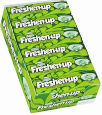 Freshen Up Gum 12ct - Spearmint