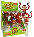Funny Monkey With Candy 12 Count