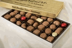 Gardners Assorted Boxed Chocolates 8oz