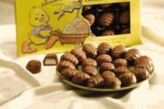 Gardners Coconut Eggs 12ct Tray
