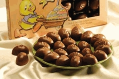 Gardners Peanut Butter Meltaway Eggs  12ct Tray