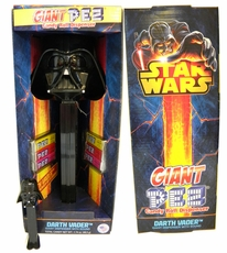 Giant Darth Vader Pez With Sound