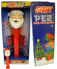 Giant Santa Pez With Sound