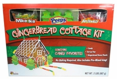 Gingerbread Cottage Kit - Peeps Just Born