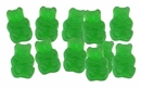 Green Apple Gummy Bears 20oz Bag
