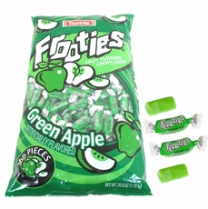 Green Apple Tootsie Frooties 360ct
