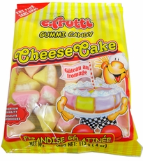 Gummi Cheese Cakes 4oz