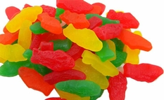 Gummi Fish Assorted 5.5lb Bag