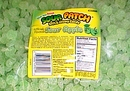 Gummi Sour Apples 5lb Bag