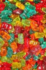 Gummy Bears Fruit 20oz