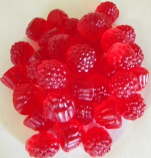 Gummy Raspberries 20oz