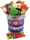 Halloween Candy Filled Gift Tin