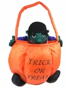 Halloween Soft Treat Basket Frankenstein Large