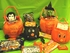 Halloween Soft Treat Basket Pumpkin Small