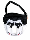 Halloween Treat Soft Basket Dracula Small