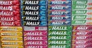 Halls Cough Drops Sticks 20ct Assorted Flavors