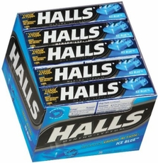 Halls Cough Drops Sticks 20ct - Ice Peppermint