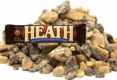 Heath Candy Bar Chopped Topping 5lb Bag