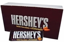 Hershey Candy Bar 36ct - Almond