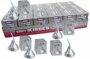 Hershey Kisses Personal Size Boxed 18ct -1.45oz each