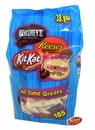 Hershey's All Time Great Mix Candy 105 Count