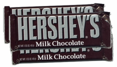 Hershey's  Candy Bar 36ct - Plain