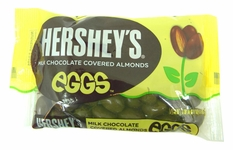 Hershey's Chocolate Covered Almonds 7oz Bag