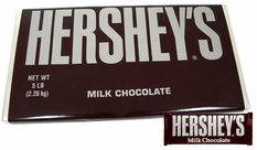 Hershey's Giant 5lb Milk Chocolate Bar