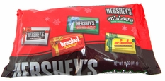 Hershey's Miniatures Christmas 11oz Bag