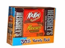 Hershey's Variety Pack 30ct  Candy Bars