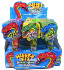Hissee Fit Snake Spray  18ct