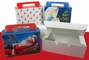 Holiday Empty Candy Boxes & Paper Bags