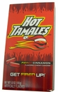 Hot Tamales Christmas 5oz Box