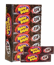Hubba Bubba A&W Root Beer Gum 18 Count