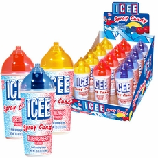 Icee Spray Candy 12ct