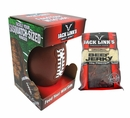 Jack Links Football Bank & Jerky