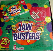 Jaw Buster Jaw Breakers 24ct