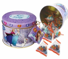 Jelly Belly Frozen Tin With Jelly Beans