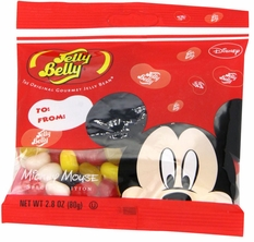 Jelly Belly Mickey Mouse Jelly Beans 2.8oz Bag