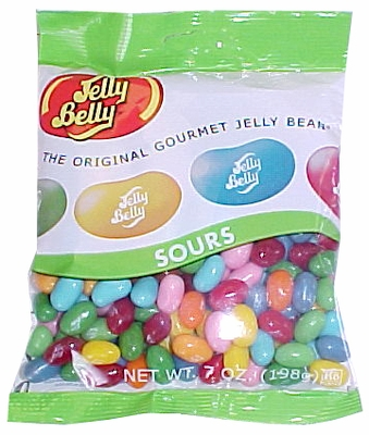 Jelly Belly Sours Flavors Say Absolutely Nothing About Your Personality, But Let�s Pretend