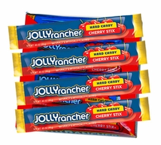 Jolly Rancher Cherry Stix 36 Count