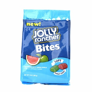 jolly rancher chewy bites 10oz bag blaircandycom