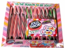 Jolly Rancher Fruit Smoothie Candy Canes 12 Count