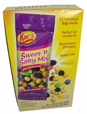 Kars Sweet & Salty Trail Mix 24 Count
