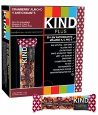 Kind Bar Cranberry Almond 12 Count