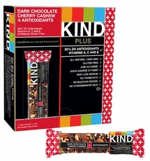 Kind Bar Dark Chocolate Cherry Cashew 12 Count