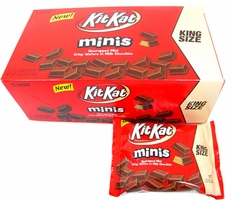 Kit Kat Mini Pieces King Size 12 Count