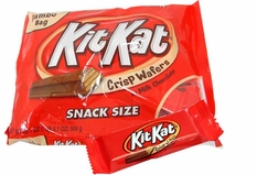 Kit Kat Snack Size 42 Count Jumbo Bag