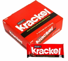 Krackel Candy Bars 18 Count