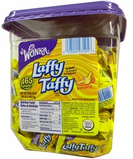 Laffy Taffy Chews 145ct - Banana